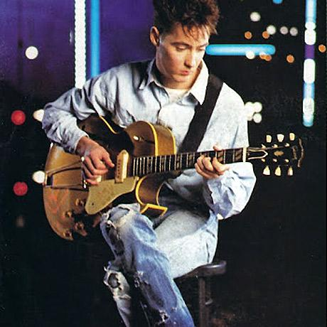 Roddy Frame alias Aztec Camera