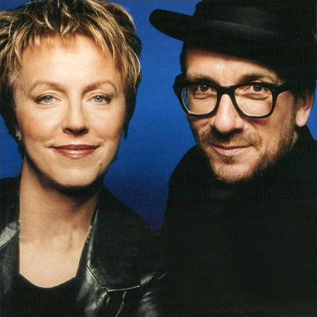 Elvis Costello en Anne Sofie von Otter