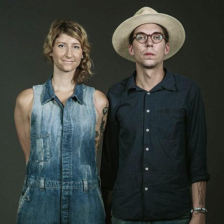 Justin Townes en Jenn Marie Earle