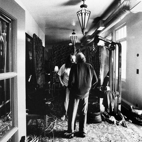 Rick Rubin en Johnny Cash